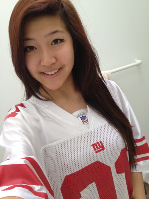 New yorker ;) gmen we got thissss
