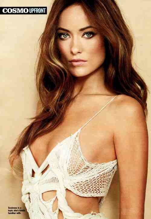 been obsessed with this picture for a year. olivia wilde you sexy thang (lusting that shirt)