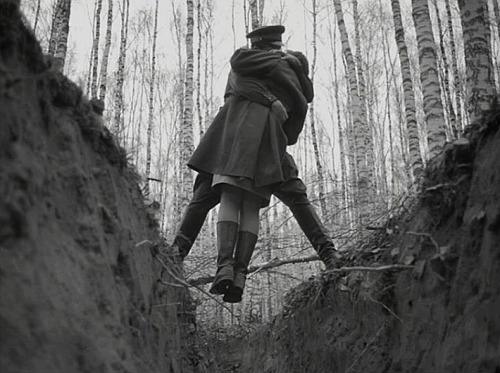 Andrei Tarkovsky, Still from Ivan's Childhood, 1962