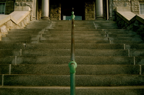 drwanderlust:  City Hall Newport, RI. -Dr.