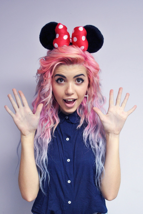 daughterofhungryghosts:  CHANNELING MINNIE!