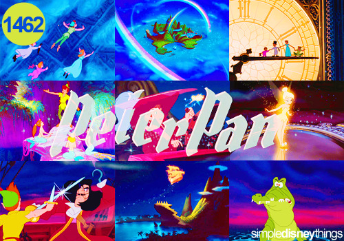 Happy 59th Birthday Peter Pan!