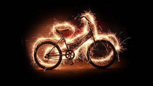 Light Bike! :)