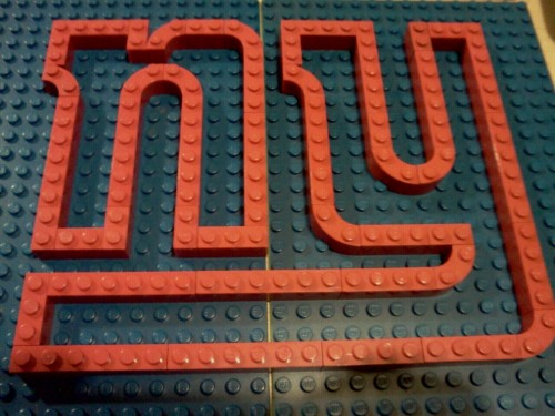 inothernews:  Let's go Giants! GO BIG BLUE!!!  Alright, now make one for the Pats.