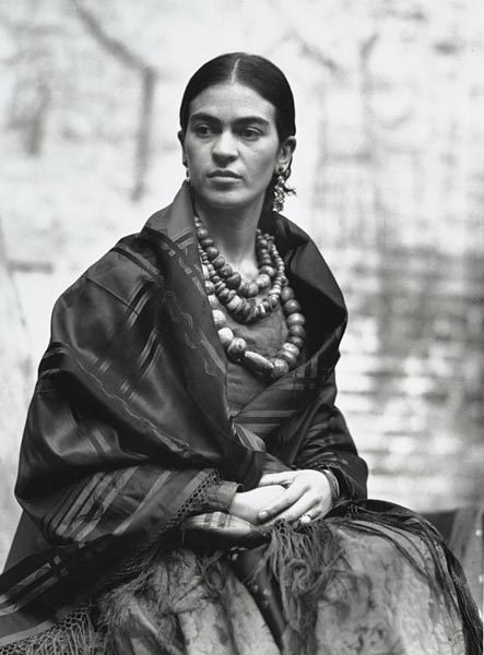 Edward Weston - Frida Kahlo, San Francisco, 1930