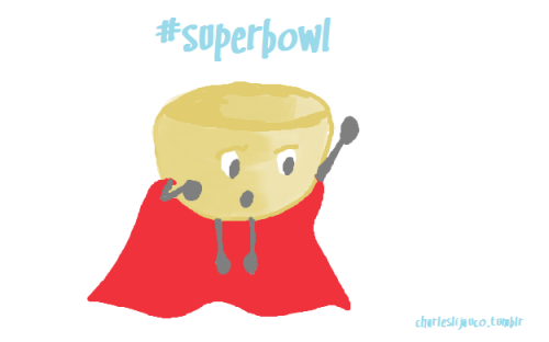 #SUPERBOWL is trending worldwide! Honestly, I don't have much idea about that bowl. All I know is it's flying. You believe that? NO! It's about American Football… I think? Oh, whatever. Just fly superbowl, FLYY!!!