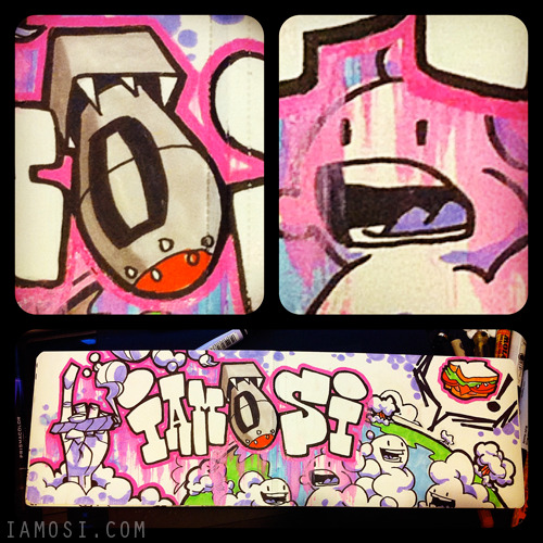 Another one for the blackbook. More art goodness @:Facebook ⎮ Farts ⎮ Blog ⎮ Twitter