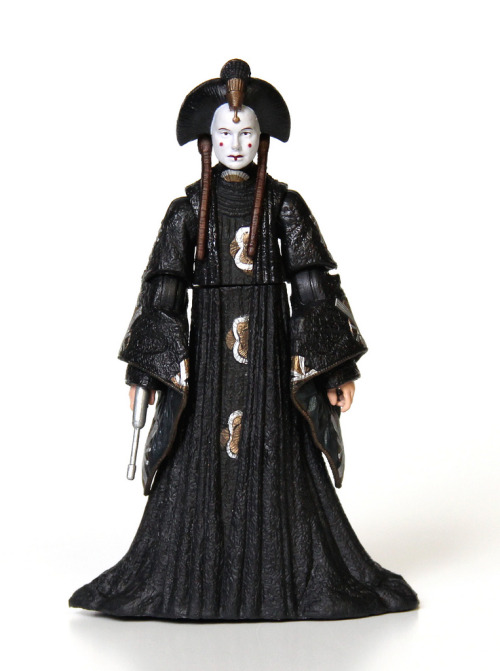 Queen Amidala action figure, via MattAndKristy (Flickr).