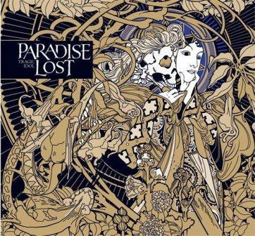 PARADISE LOST reveals new album cover artwork and UK tour dates