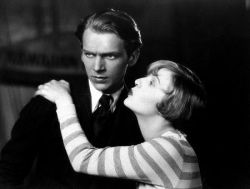 pickurselfup:  Douglas Fairbanks Jr. and Dorothy Mackaill in The Barker, 1928