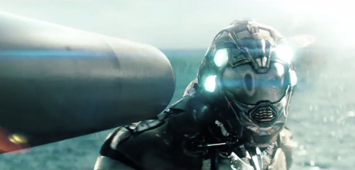 Alien from Peter Berg's Battleship… or Transformers? From the new Super Bowl spot.