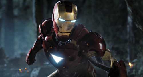 Iron Man in Marvel's The Avengers looking badass - from the new Super Bowl spot just debuted!