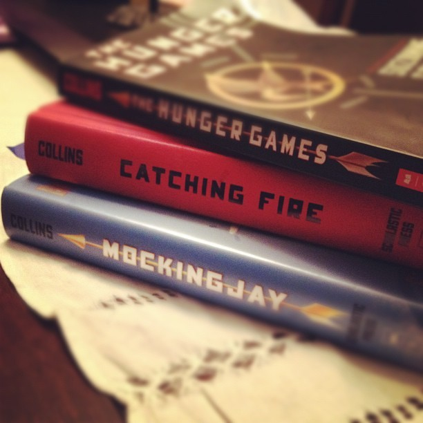 Loving this Trilogy… (Taken with instagram)
