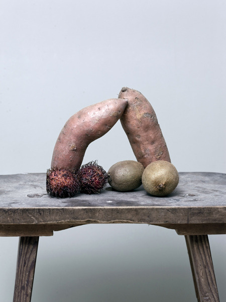 veggies are good for you Sex By Carl Kleiner
