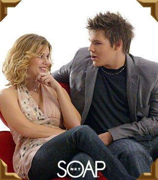 Lindze Letherman and Scott Clifton