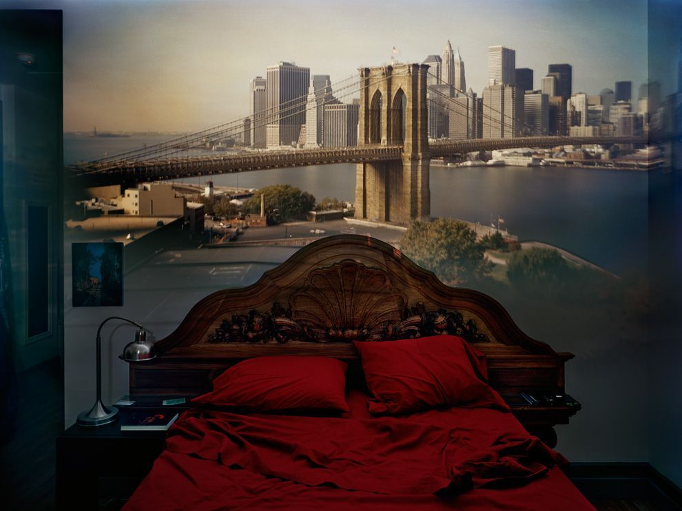 nationalgeographicdaily:  Brooklyn BedroomPhoto: Abelardo Morell