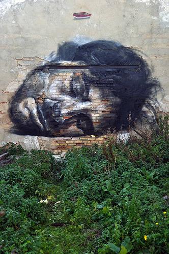 stencils:  head (by M-E-S-A)