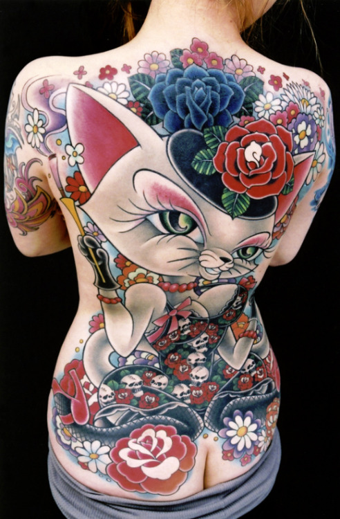 inkbutter:  Tattoos by Genko
