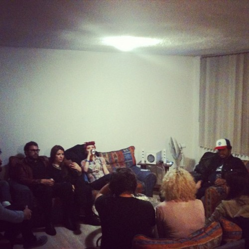 El debate  (Taken with instagram)