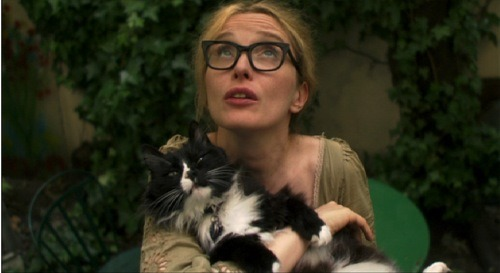 Julie Delpy. The company you keep, the size of their whiskers.