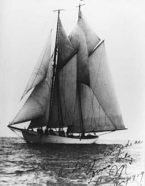 the zodiac, 1929   this was the ship i sailed with around the san juan islands way too long ago. it's basically the perfect size; cramped but cozy and majestic but manageable.
