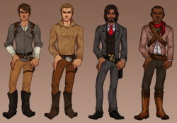 Male Avatar Outfit Designs