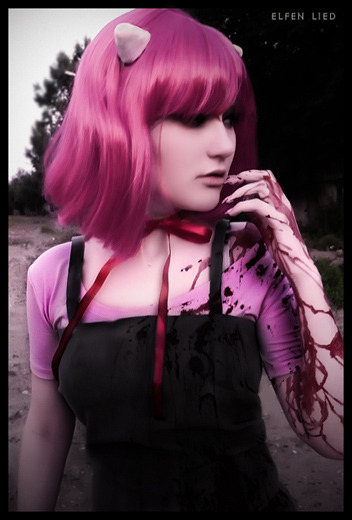 lifecosplay:  Elfen Lied  Lucy