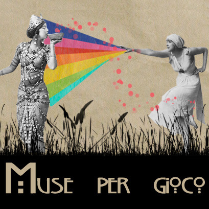 Graphic design and blog developement for Muse per Gioco, personal blog written together with Simona Marani