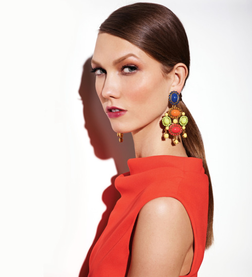 Spring 2012: The Dramatic Earring