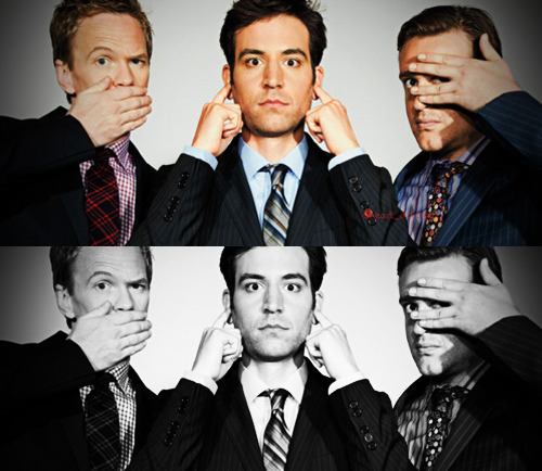 The men of HIMYM - ♥