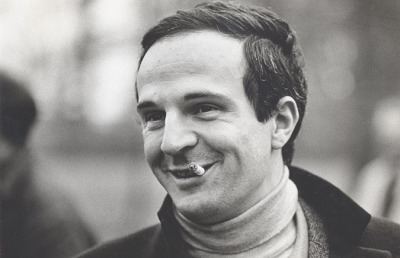 slurpeemachinemind:  Happy Birthday Francois Truffaut!