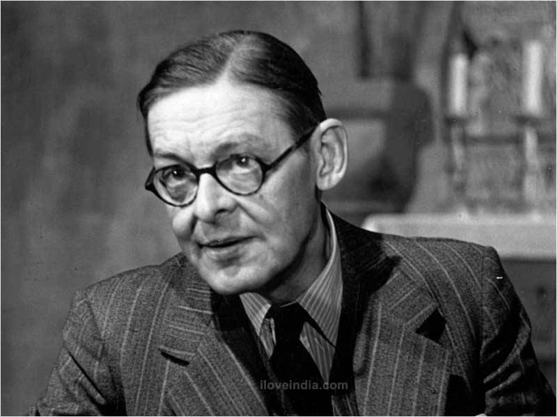 T. S. Eliot: proud banker?