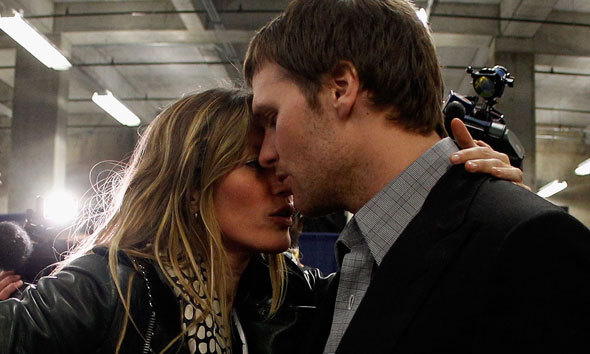 "Gisele ripped Tom Brady's receivers after Super Bowl XLVI.""My husband can not f****ing throw the ball & catch the ball at the same time. I can't believe they dropped the ball so many times."""