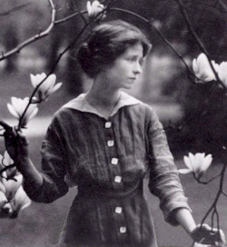 Edna St. Vincent Millay (1892-1950) This book, when I am dead, will be A little faint perfume of me. People who knew me well will say, She really used to think that way.~Edna St. Vincent Millay