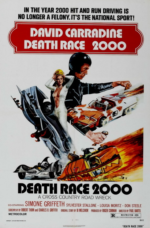 Death Race 2000 (1975) Watching …