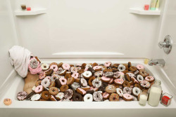 laughingsquid:  Donut Day-Spa by Josh Atlas