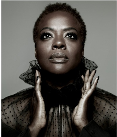 madamenoire:  Viola Davis Covers L.A. Times Magazine…Naturally  February 6th, 2012 - By MN Editor      Look at this future Oscar winner rocking her TWA! Viola Davis graces the cover of L.A. Times Magazine this month and she's looking like we've never seen her before. Not only is she showing her natural, she's also wearing some fabulous threads by Jason Wu. Check out some of the pictures below:  Check Out the Photos at MadameNoire.com  she is STUNNING!!