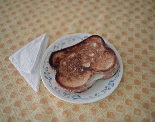 Grilled cheese Ari Gabel