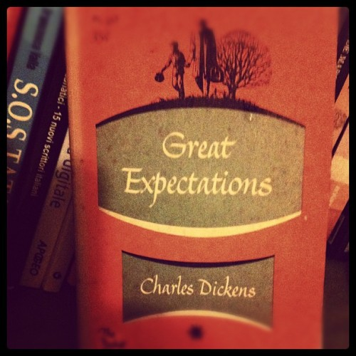 #charlesdickens #instabooks #librisulibri #books #libri #old  (Taken with instagram)
