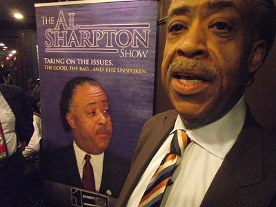 """I'm meeting with the Muslims on Tuesday,"" Sharpton told me. ""I'm very concerned about that.""  More here."