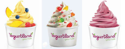(via Free FroYo at Yogurtland on National Frozen Yogurt Day - Los Angeles Restaurants and Dining - Squid Ink) In honor of National Frozen Yogurt Day, you can get free frozen yogurt today from 4 to 7 p.m. at any Yogurtland. The popular serve-yourself froyo chain is also offering one-day only special edition collector spoons and cups. Expect long lines — even longer than usual.Find a full list of locations here.