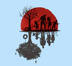 "gamefreaksnz:   ""A Family Once"" USD$20 NEW from Threadless"