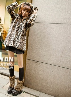 Cute and Sassy Cheetah Prints!! Posted By: www.Qissue.com