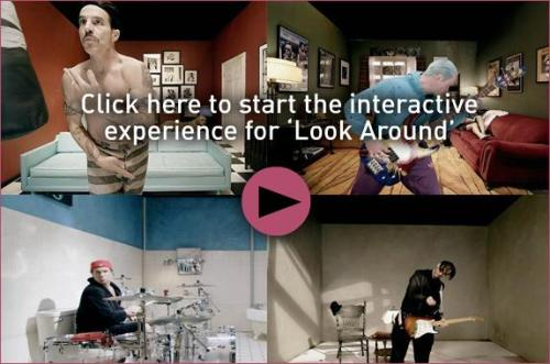 Look Around Interactive Music Video Released! Choose which room you want to watch and click on objects to view hidden videos and photos! Watch it here…