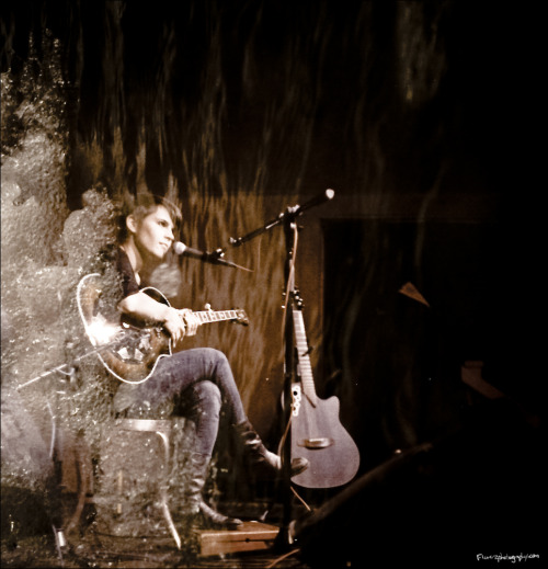 Another of Kaki King/double ocean exposure.