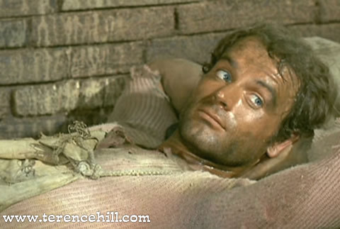 Terence Hill in They Call me Trinity