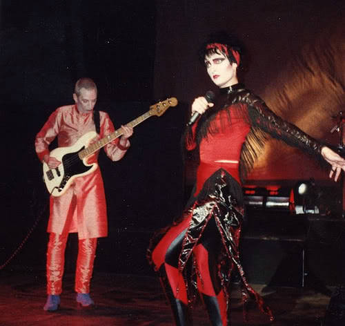 Siouxsie and The Banshees (1984)