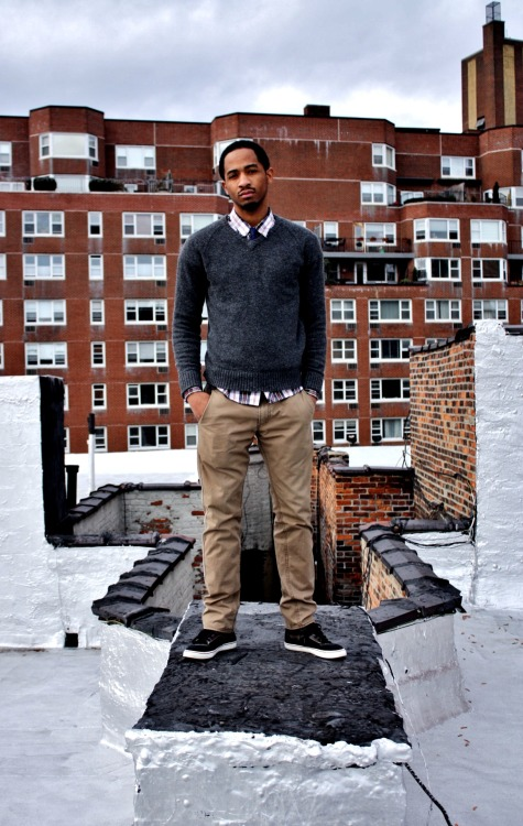 Another look I shot from NYC Shoot for fashion mens blog http://www.wearejetsetters.com/