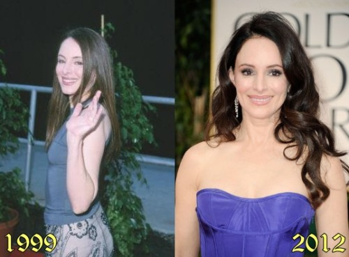 Madeleine Stowe's aging process is anything but Madeleine Stoic…