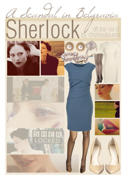 """A Scandal in Belgravia"" 